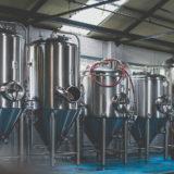 Dorset brewery fermentors